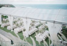 Wedding of T&N in Latitude Bali by EUKA EVENTS