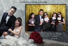 Photo Booth for Wedding Day by Amos Marcus