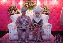 Hidayah & Faizal by Under1Frame