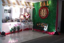 Deny-Linda Wedding by Vanesa Decoration