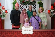 Wedding Of Nia & Sugi by vivrepictures.co