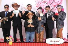 Wedding Of Hara & Zainal by vivrepictures.co