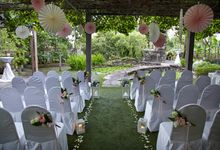 Mock Up - Wedding at GardenAsia by Megu Weddings
