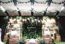 Rafi & Febry Wedding Reception by Fun Factor Decoration