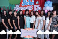The Party of Febrianti Adi Satria by Frameous Photobooth