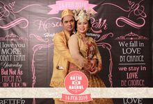 Ratih & Nasrul by Anantatur Pictures