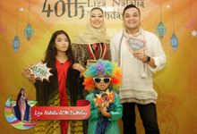 Liza Natalia Birthday Party by Photospot