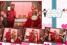 The Wedding of Fahrul & Juwita by Bless Photobooth