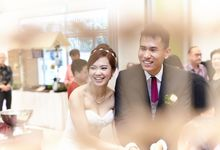 Joshua and Hui Ling's Wedding by Megu Weddings
