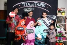 Wedding Tita & Taufik by omitoo