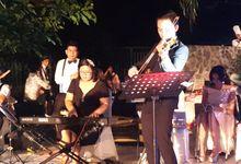 The Wedding of Patrick and Vine at Pendopo Taman Sari Banyumanik Semarang by Adi Siswowidjono