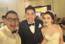 The Wedding of Nugroho and Agnes at Sahid Mandarin Pekalongan by Adi Siswowidjono