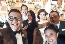 The Wedding of Adit and Meme at Gumaya Tower Hotel Semarang by Adi Siswowidjono