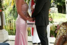 Therese & Robert from Sweden by Bali-Dream