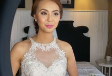 Anna Bawar & Marvin De Castro Nuptials by Detalye Weddings & Events