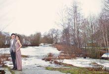 Anjela & Yongke by LAISON by Aurelia Santoso