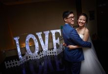 Joel and Hui Ming's Wedding by Megu Weddings