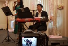 Hilton Hotel Wedding Lunch by JV Live Music