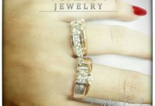 Custom Made Diamond Wedding Ring by Diamond's Touch Jewelry