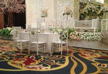 THE WEDDING TIFFANIA & ARSYA 3 SEPTEMBER 2016 by Grand Royal Panghegar