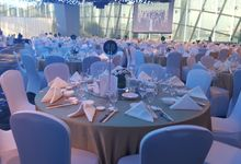 Chinese Banquet - Gardens By the Bay by Wedding Knots