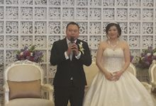 Wedding Deddy & Ivana by Red Hat Organizer