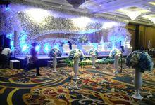 THE WEDDING YONATHAN & LIANA 11 SEP 2016 by Grand Royal Panghegar