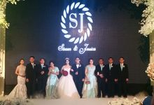 Wedding of Steven & Jessica 17 09 2016 by HARRIS POP Hotels & Convention Gubeng