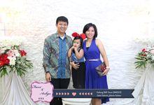 Fari & Ankga Wedding Photobooth by Semut Putih Project