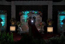Wedding Zainul and Anke by Nomu Photography