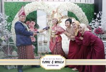 Fanny & Mirza Wedding by Photospot