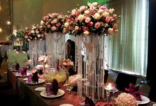 W Singapore Wedding Showcase October 2016 by Blackaccessories - specialises in Crystal Bouquet