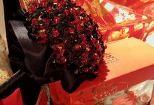 Hotel Fort Canning Wedding Showcase Nov 2016 by Blackaccessories - specialises in Crystal Bouquet