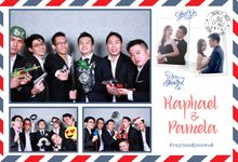 Raphael & Pamela - Wedding Photo Booth by Cloud Booth