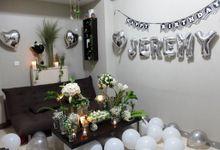 Birthday Surprise by Erich Decoration