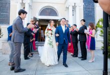 A States Wedding - Mr & Mrs Devilano by A&E Tailors