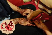 Henna For Fitri Wedding by Melly Henna Art