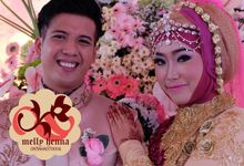Henna For Rika & Lutfi Wedding by Melly Henna Art