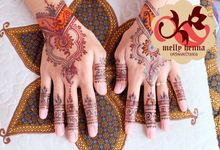 Henna For Novi Wedding by Melly Henna Art