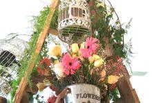 Church Wedding - Rustic Theme by LAVISH DINE CATERING PTE LTD