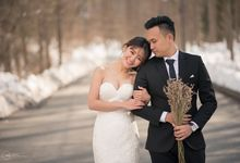Pre Wedding Film in Japan by GMPS Wedding Film and Photography