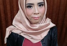 Makeup makes you more confident by Calsyelisa MUA