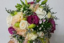 Flowers Bouquet by Te Planner