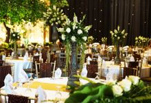 The Wedding of Dhendy and Putri by HARRIS Convention Hall Summarecon Bekasi