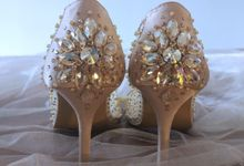 Shinta's Wedding Shoes by Vousbelle