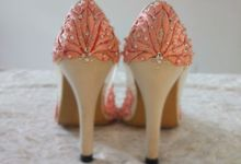 Gabriella's Wedding Shoes by Vousbelle