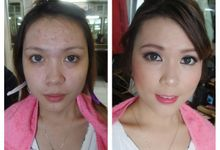 before After by Jyun Liang Makeup Artist