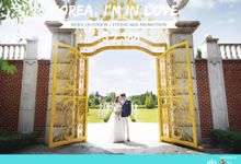 SEOUL OUTDOOR & STUDIO MIX PROMOTION by IDO-WEDDING KOREA
