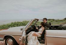 Vintage Classic Wedding by Lusi Damai Classic Car Rent Bali