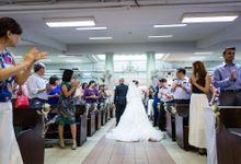 Wedding of Aloysius and Maria by Alan Ng Photography